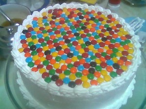 Tortas decoradas con merengue (8)