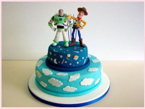 11 Hermosas tortas decoradas de Woody (9)