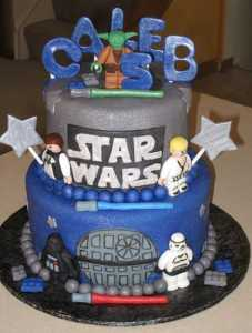 10 originales tortas decoradas de Star Wars (7)