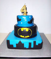 10 tortas decoradas de Batman (3)