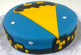 10 tortas decoradas de Batman (4)