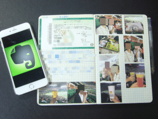 iPhone&Evernote