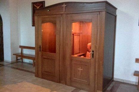 Nowe konfesjonały