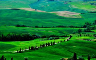 The Heart of Italy - Tuscany