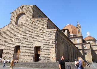 De Medicikapellen in Florence