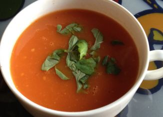 Toscaanse Tomatensoep