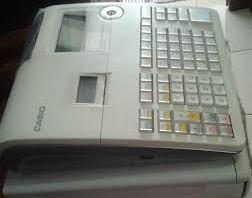 mesin kasir casio 8