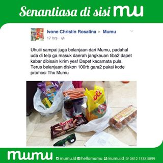 Nikmatnya Belanja Sembako Online