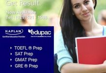 best test SAT preparation