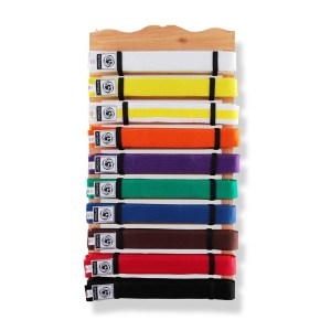10 Rack Belt Display