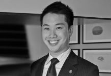 Justin Lee, Certified Sommelier