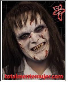 disfraz de halloween exorcista