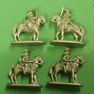 ECW23 Heavy Cavalry in Soft Hats