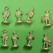 HI20 British Sepoy Command 1750-65