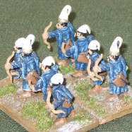 RT08 Early Janissary bowmen