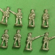 MEX10 US Regular Infantry, Light Order