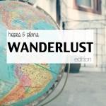 Hopes & Plans {Wanderlust}