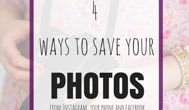 Save Photos