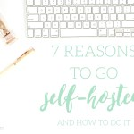 My Favorite Reasons For Going Self-Hosted