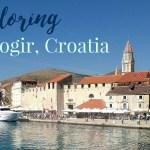 A Walking Tour of Trogir, Croatia
