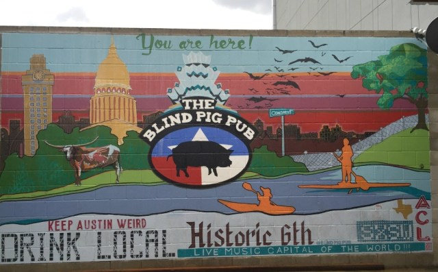 Eat In Austin, Texas