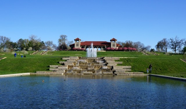36 hours in st. louis forest park STL St Louis