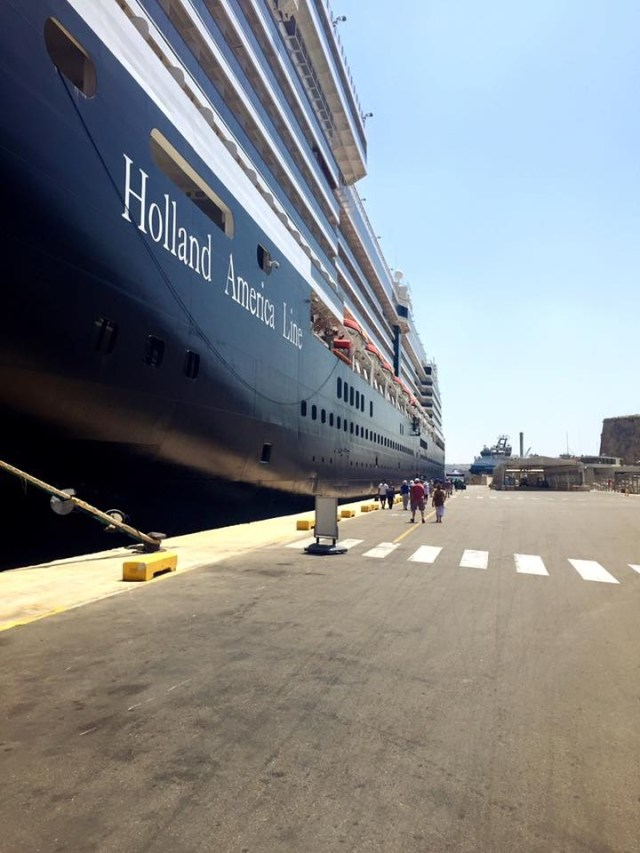Holland America Cruise through Europe