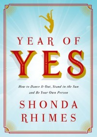 the year of yes show us your books linkup