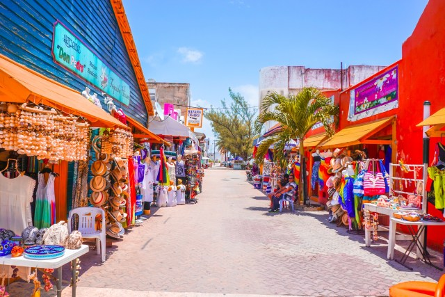 Exploring Isla Mujeres By Golf Cart Mexico To Travel And Beyond