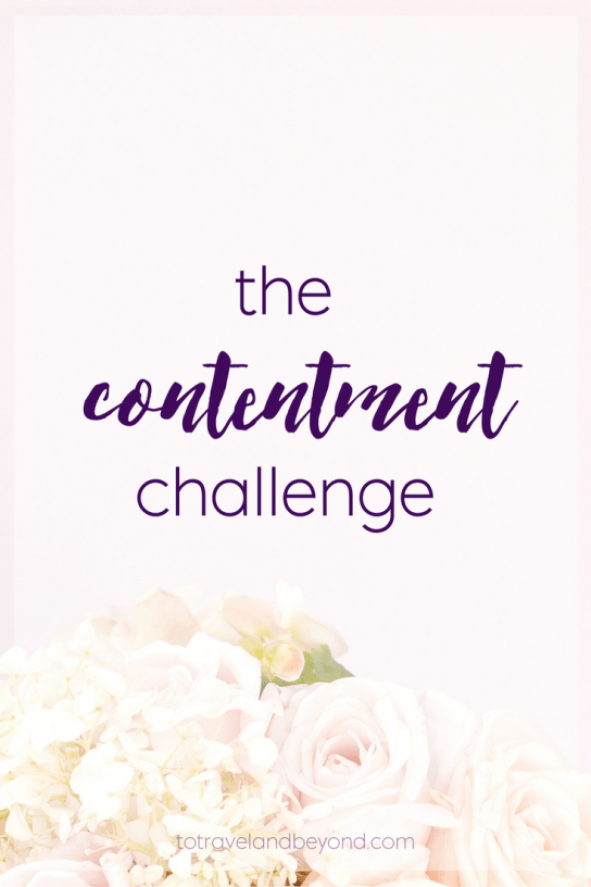 the_contentment_challange