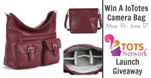 Win A JoTotes Camera Bag – TOTS Network Launch