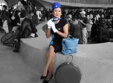 1-stewardess