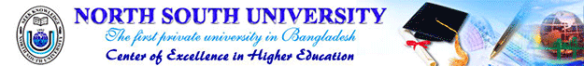 North South University (NSU) Spring 2013 Admission Going On