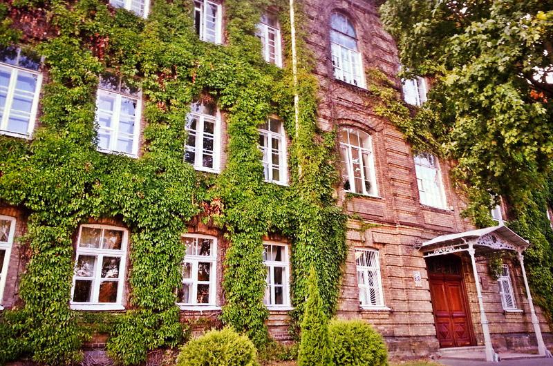 Grodno State University building