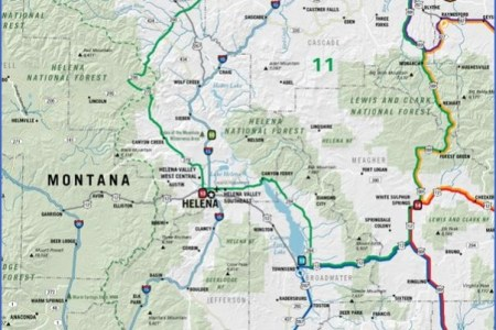Map Of Southern Wyoming - Map of southern wyoming
