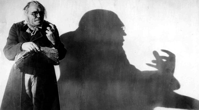 """""""Das Cabinet des Dr. Caligari"""" nach Restaurierung jetzt in digitaler Kinoqualität © Deutsches Filminstitut DIF/Bertelsmann SE & Co. KGaA"""
