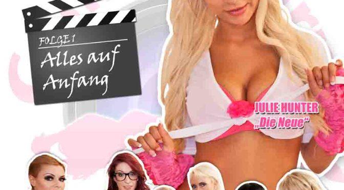 """Neue Erotikserie """"CamGirlFarm""""  © Beate-Uhse.TV"""