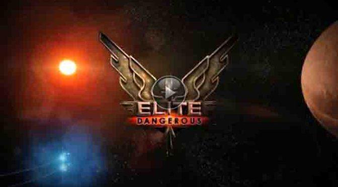 Elite: Dangerous – Gameplay-Trailer zur Alpha-Version