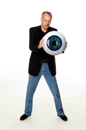 """Ronald Schill zieht ins """"Promi Big Brother""""-Haus ein © Foto: SAT.1/Willi Weber"""