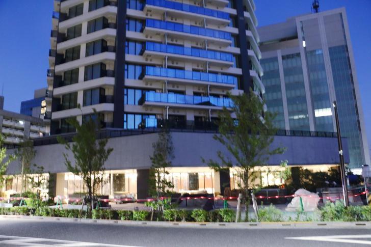 前田建設 晴海 晴海三丁目西地区第一種市街地再開発事業計画 B街区