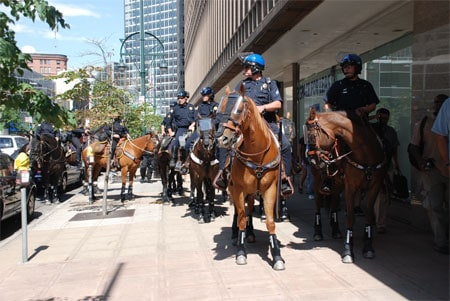 Mountedpolice