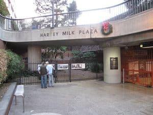 HarveyMilkPlaza