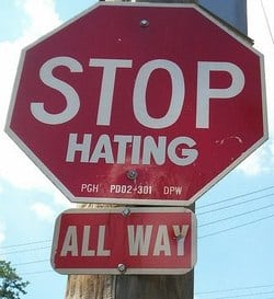 Stophating