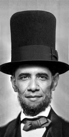 Lincoln_obama