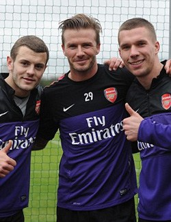 Arsenal_beckham