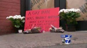 Greenwich Village Murder