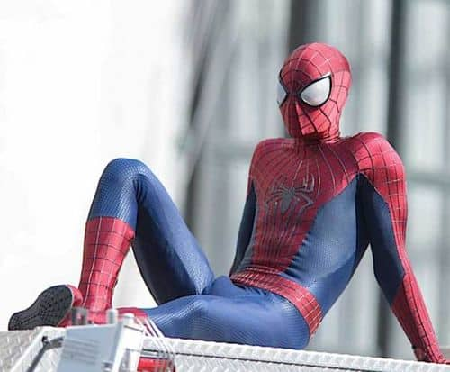 Spider-man-bulge