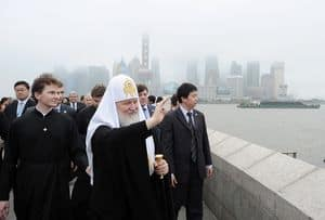 Russian Orthodox Patriarch