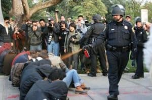 UC Davis Pepper-Spraying