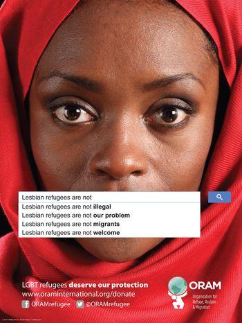 Lesbian refugee